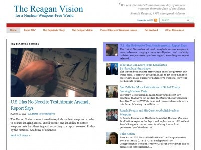 The Reagan Vision screenshot