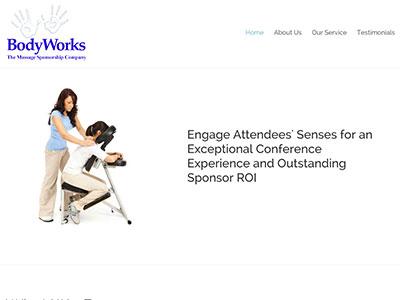 BodyWorks Massage Screenshot for Listen to the Wind Media